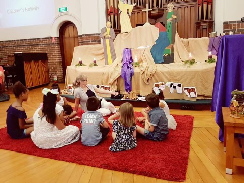 Family focus at The Northern Beaches Uniting Church